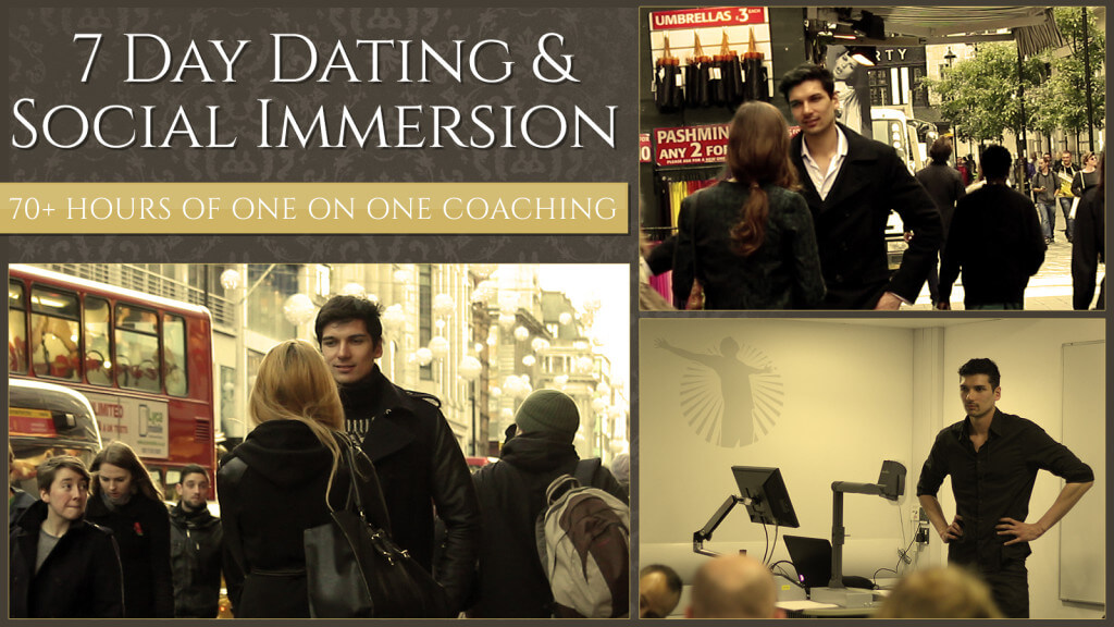 7 Day Dating and Social Immersion Cover Photo